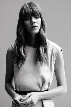 Click to read Vogue's interview with Freja Beha Erichsen
