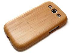 SALE Samsung Galaxy S3 cas  i9300 - Bios cas bambou par CreativeUseofTech sur Etsy https://www.etsy.com/fr/listing/107659479/sale-samsung-galaxy-s3-cas-i9300-bios