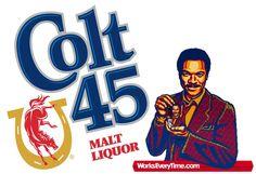 Colt 45 Beer Billy Dee Williams Refrigerator / Tool Box Magnet   eBay