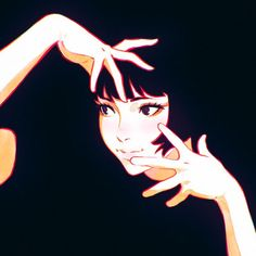 Kuvshinov Ilya is creating Illustrations and Comics Character Inspiration, Character Art, Character Design, Girls Anime, Anime Art Girl, Aesthetic Art, Aesthetic Anime, Arte Grunge, Kuvshinov Ilya