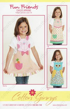 Google Image Result for http://www.sewthankful.com/media/CottonGinnys/Cotton-Ginnys-Fun-Friends-Apron-sewing-pattern-front.jpg