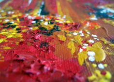close up from Burn! -painting www. Cold Day, Burns, Colours, Paintings, Create, Design, Art, Art Background, Paint