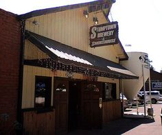 Stumptown Brewery & Smokehouse, Guerneville, CA