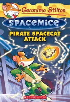 Geronimo Stiltonix takes MouseStar 1's broken computer to a distant planet to be repaired by a brilliant inventor, but pirate spacecats attack and steal the device, and the spacemice must retrieve it before the machine can be turned against them.