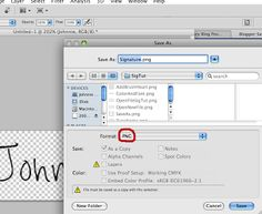 Create Signature in Photoshop, Then Add it to the End of Your Blogger Posts…