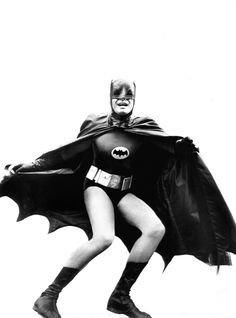 Adam West as Batman (1960s)