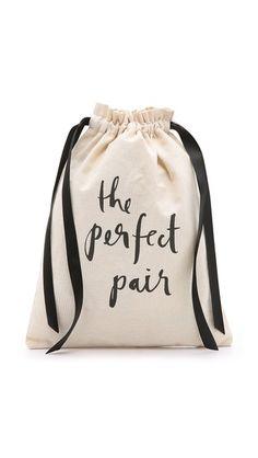 Kate Spade New York The Perfect Pair Travel Shoe Bag