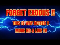 WHO NEEDS EXODUS - This top KODI ADD-ON is way BETTER !! (2017