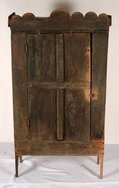 Genial Primitive Cabinets, Old Cabinets, Primitive Furniture, Primitive Antiques