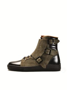 Tuskegee Militia Boot - Ateliers Arthur offers a distinctive range of footwear that bridge the gap between sneakers and bench made shoes.