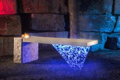 """Juma Exclusive: """"Tuning"""" for natural stone by means of design and material Outdoor Furniture, Outdoor Decor, Natural Stones, Designer, Dining Table, Architecture, Nature, Home Decor, Things To Do"""