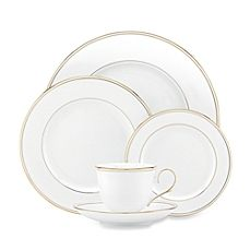 image of Lenox® Federal Gold Dinnerware Collection