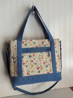 The Tudor Bag by Sew Sweetness