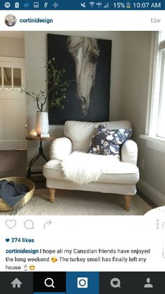 Living Room Ikea Couch Chairs New Ideas Ikea Living Room, Living Room Grey, Living Room Chairs, Living Room Furniture, Living Rooms, Ikea Stocksund, Living Room Rug Placement, Hacks Ikea, Big Comfy Chair