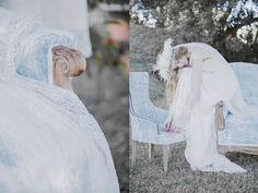 Nueva colección de vestidos de novia de la diseñadora catalana Immaclé. Inspiracion Romantica para una novia con un aire hippie y muy chic www.immacle.com #bohochic #vintage #babydoll