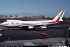 Boeing 747-133 aircraft picture