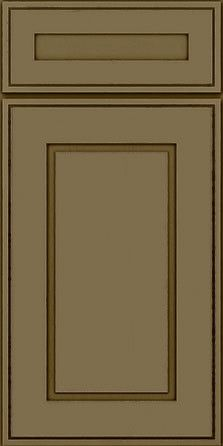 Merillat Masterpiece Cabinetry-Gallina Maple Sage With Cocoa Glaze from waybuild