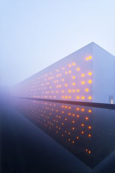 Details we like / Architecture / Light / Dots / patern / Water / at inspiration