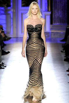 Paris Fashion Week     Zuhair Murad Haute Couture Spring/Summer 2012