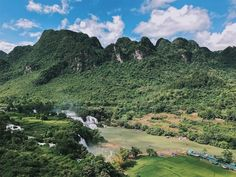 Magnificent! Ban Gioc Waterfall in northern Vietnam