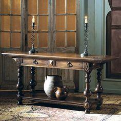 Heckman Castillian Console - Dining Room
