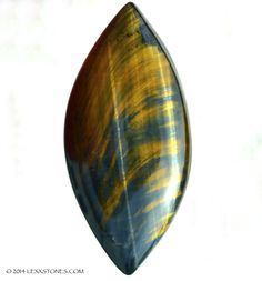 Variegated Tiger Eye © 2014 LEXXSTONES.COM