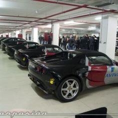 Fotos garaje de jay leno nbc los garajes de ascari for Garajes de ensueno
