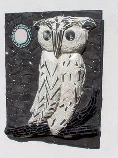 Owl - award winner; Concetta...love the moonbeams