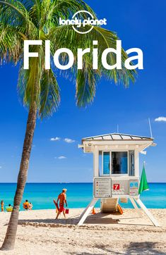 Lonely Planet, Lonely Planet Florida (Travel Guide), New, Paperback Florida Keys, Fort Lauderdale, Lonely Planet, Palm Beach, Florida Travel Guide, Parc A Theme, Orlando Resorts, Singapore Travel, Bucket List Destinations