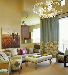 Living Room Postmodern Interior Designs
