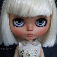 Amanda  my custom 80  #ooak #onesweetydoll #customblythe #blythe #cute #takaradoll #artdoll #arts #artstag #toyphoto #blythestagram #instablythe #blythedoll #blythecustom #dolls #cute  #ブライス#dollcustom #dollcollector