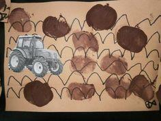 Kuřátko a obilí | Mateřská škola Koloveč Fall Crafts, Diy And Crafts, Crafts For Kids, Fall Preschool, Kindergarten, Autumn, Education, Children, Spring