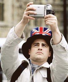 Joey Tribbiani, London