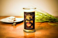 Creme Brûlée Mystery Candle