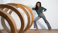 Boot-Cut Herringbone Dress Pant Yoga Pants | Women's Dress Pants | Betabrand