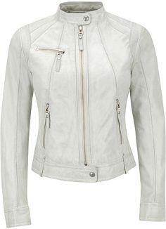 The Women's ASL Short Jacket- ASL-381 in White