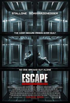 Escape Plan Poster Movie 2013