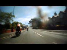 CRAZY On-Bike Lap! 200mph TT races! Michael Dunlop