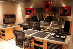 Beautiful Recording Studio