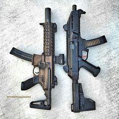 SIG MPX & CZ Scorpio