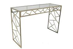 #onekingslane   #designisneverdone  Olivia Console Table on OneKingsLane.com