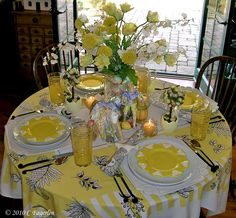 Thanks so much for coming by again today! The 2011 Easter tablescapes ...
