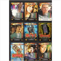 Doctor Who Battles in Time Devastator series 9 assorted trading cards pack 9 on eBid United Kingdom