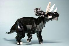 Lego Dino, Lego Sculptures, Lego Animals, Lego Jurassic World, Lego Spaceship, Super Funny Videos, Lego Worlds, Lego Models, Lego Building