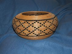 Pine Needle Basket. Though not as well known as the baskets made from sweetgrass & bulrushes of the SC Lowcountry, the readily available pine needle provided an inexhaustible source material.