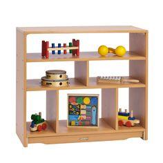 Open Back Shelf 3' x 32