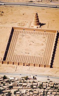 The great mosqueSamarra, Iraq
