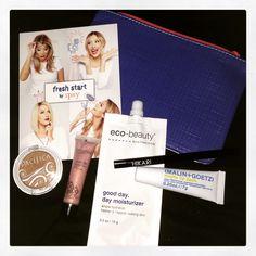 My ipsy January 2015 bag!