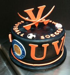 university of virginia cakes