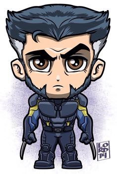Wolverine by Lord Mesa